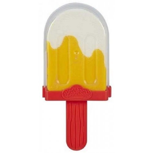 Play-Doh Ice Pops Stick (white and brown)